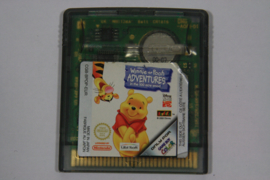 Winnie The Pooh Adventures In The 100 Acre Wood (Label Damage)