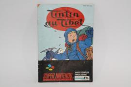 Tin Tin Au Tibet Manual (FAH)