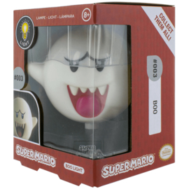 Super Mario Boo Icon Light (NEW)