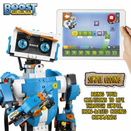LEGO Boost: Creatieve gereedschapskist - 17101 (NEW)