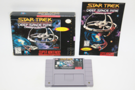 Star Trek Deep Space Nine Crossroads Of Time (USA) NTSC