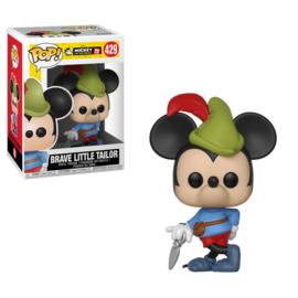 Disney Mickey's 90th  Funko Pop Vinyl! Brave Little Tailor (NEW)