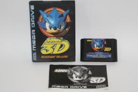 Sonic 3D - Flickies Island