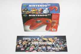 Nintendo 64 Controller Red ( Box Only )
