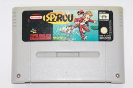 Spirou (EUR) (Discolored)
