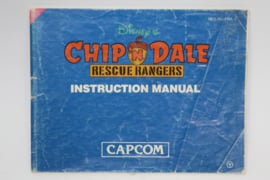 Chip 'n Dale Rescue Rangers Manual (FRA)