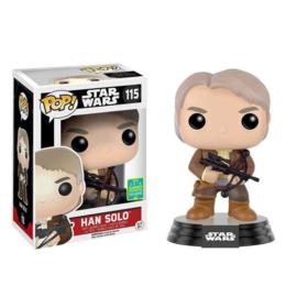 Star Wars Pop! Vinyl: Han Solo 2016 Summer Convention Exclusive (NEW)