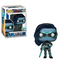 Captain Marvel Funko Pop! Vinyl: Minn-Erva Limeted Edition Exclusive (NEW)
