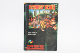 Donkey Kong Country ( Manual Only )