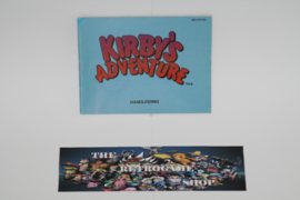 Kirby's Adventure ( Manual Only )