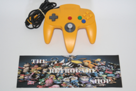 N64 Controller Yellow ( Original )