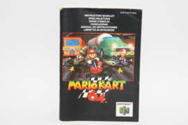 Mario Kart 64 Manual (NEU6)