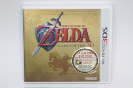 Zelda Ocarina Of Time 3D (Box Only)