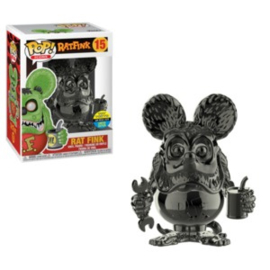 Rat Fink Pop Vilyl! RatFink Toy Tokyo SDCC 2019 Limited Edition (NEW)