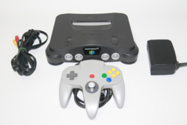 Nintendo 64 Console Set Incl Expansion Pak
