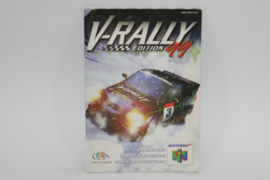 V-Rally Edition '99 Manual (EUU)