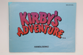 Kirby's Adventure Manual (HOL)