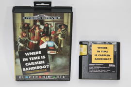 Where In Time Is Carmen Sandiego ( No Manual )