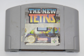 The New Tetris (EUR)(Label Damage)