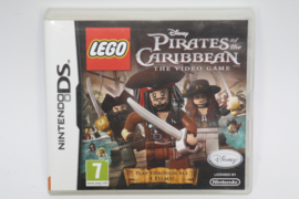 Lego Pirates Of The Caribbean The Videogame (Box Only)