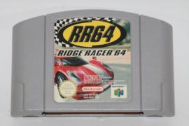 RR64 Ridge Racer 64 (EUR)