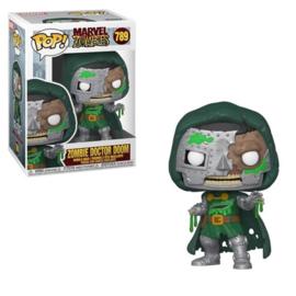 Marvel Zombies  Funko Pop! Zombie Doctor Doom (NEW)
