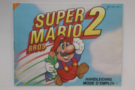 Super Mario Bros 2 Manual (FAH)