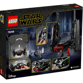LEGO Star Wars: Kylo Ren's Shuttle - 75256 (NEW)