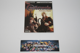 Castlevania : Portrait of Ruin Official Strategy Guide