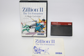 Zillion II The Tri Formation