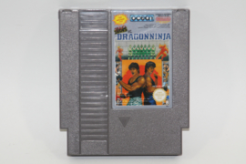 Bad Dudes VS. Dragon Ninja (EEC)