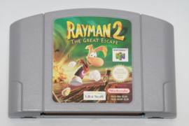 Rayman 2 The Great Escape (EUR)