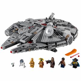 LEGO Star Wars: Millennium Falcon - 75257 (NEW)