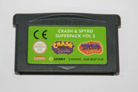Crash & Spyro Vol 3