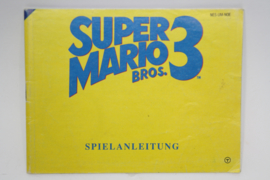 Super Mario Bros 3 Manual (NOE)