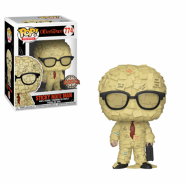 Office Space Pop! Vinyl: Sticky Note Man SDCC  Special Edition (NEW)