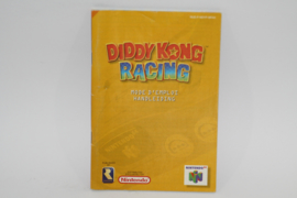 Diddy Kong Racing Manual (NFAH)