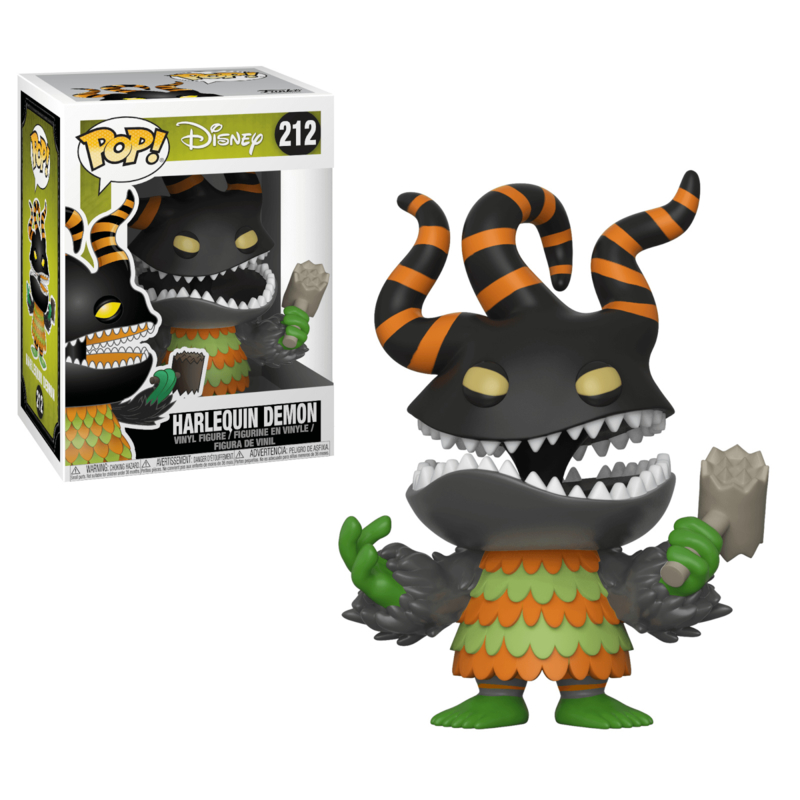 Disney Funko Pop! Vinyl: Harlequin Demon (NEW)