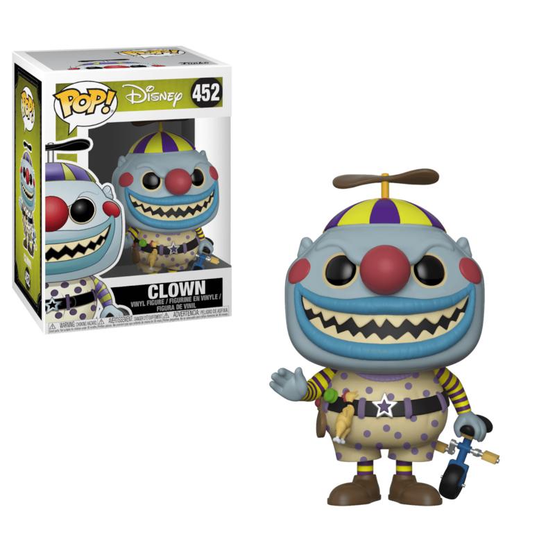 Disney Funko Pop! Vinyl: Clown (NEW)