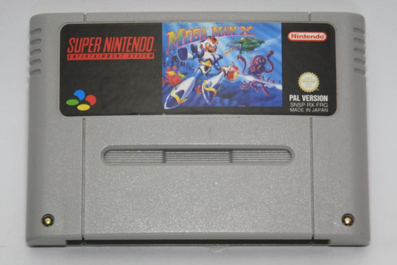 Mega Man X (FRG)