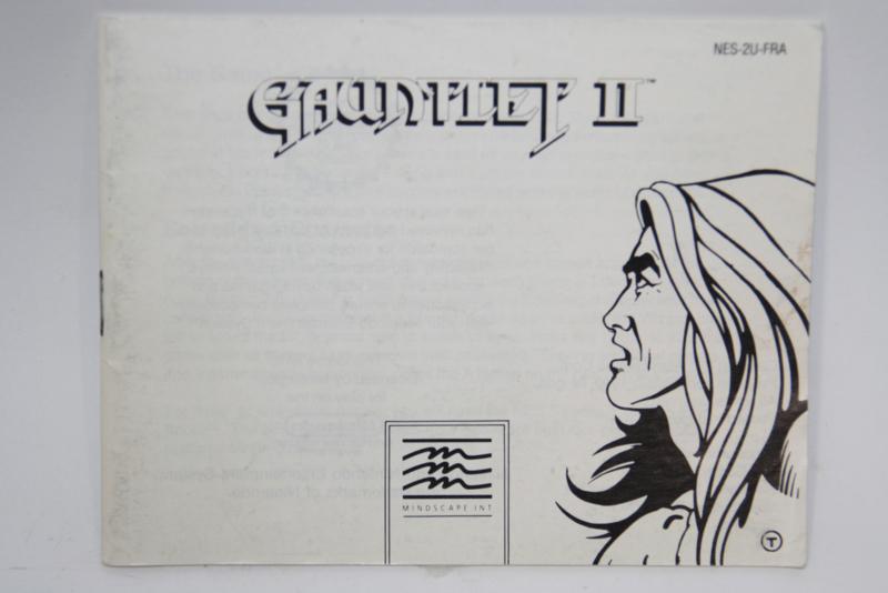 Gauntlet II Manual (FRA)