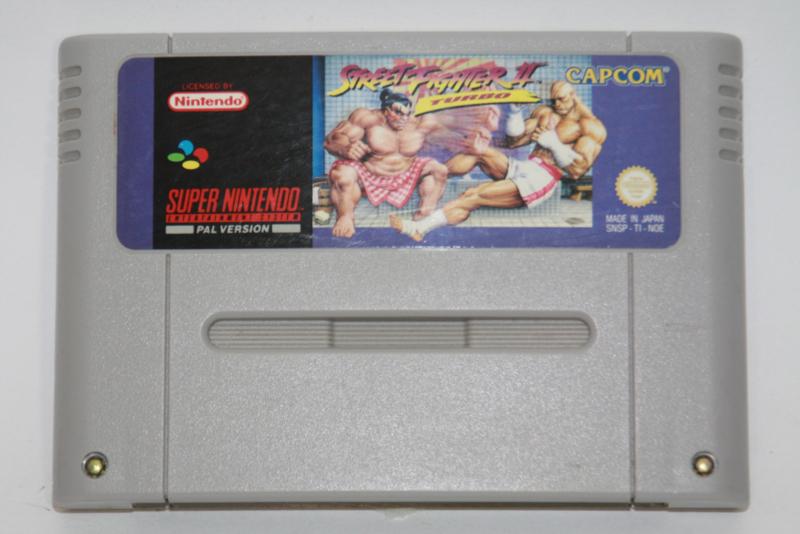 Street Fighter II Turbo (NOE)