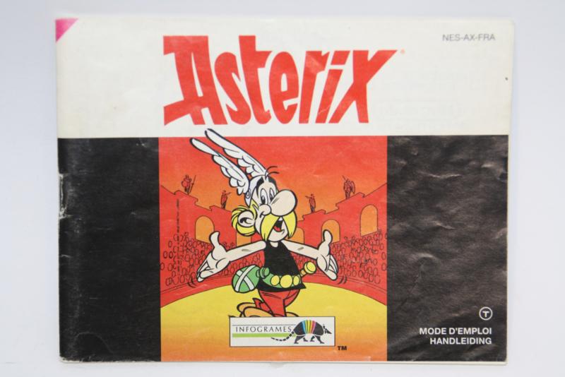 Asterix Manual (FRA)