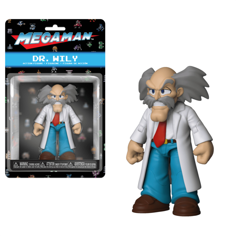 Funko Megaman - DR. Willy (NEW)