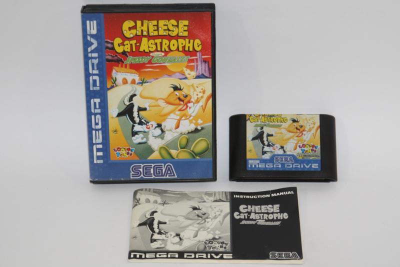 Cheese Cat Astrophe Starring Speedy Conzales