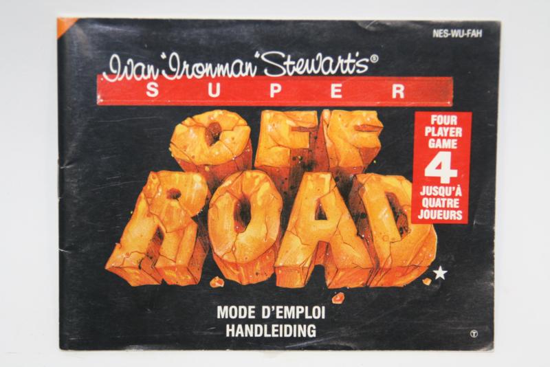 Super Off Road Manual (FAH)