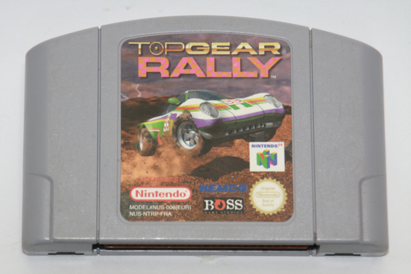 Top Gear  Rally (eur)