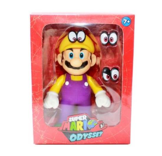 Super Mario Bros 12cm ( Mario 6 )