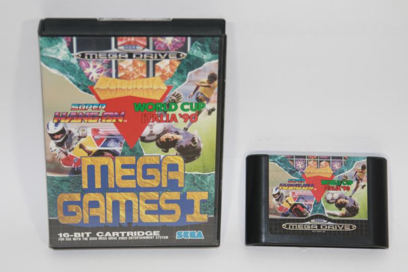 Mega Games 1 ( No Manual )