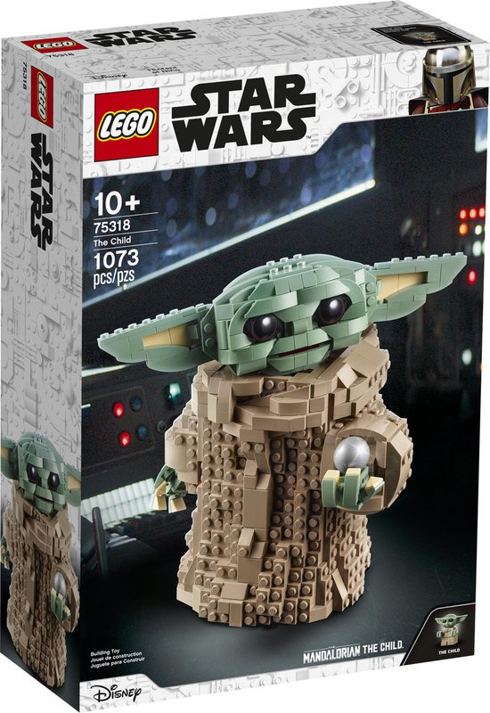 LEGO Star Wars The Child - 75318 (NEW)